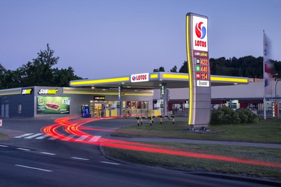Lotos Jednolita Oferta I Wizerunek Stacji Benzynowych